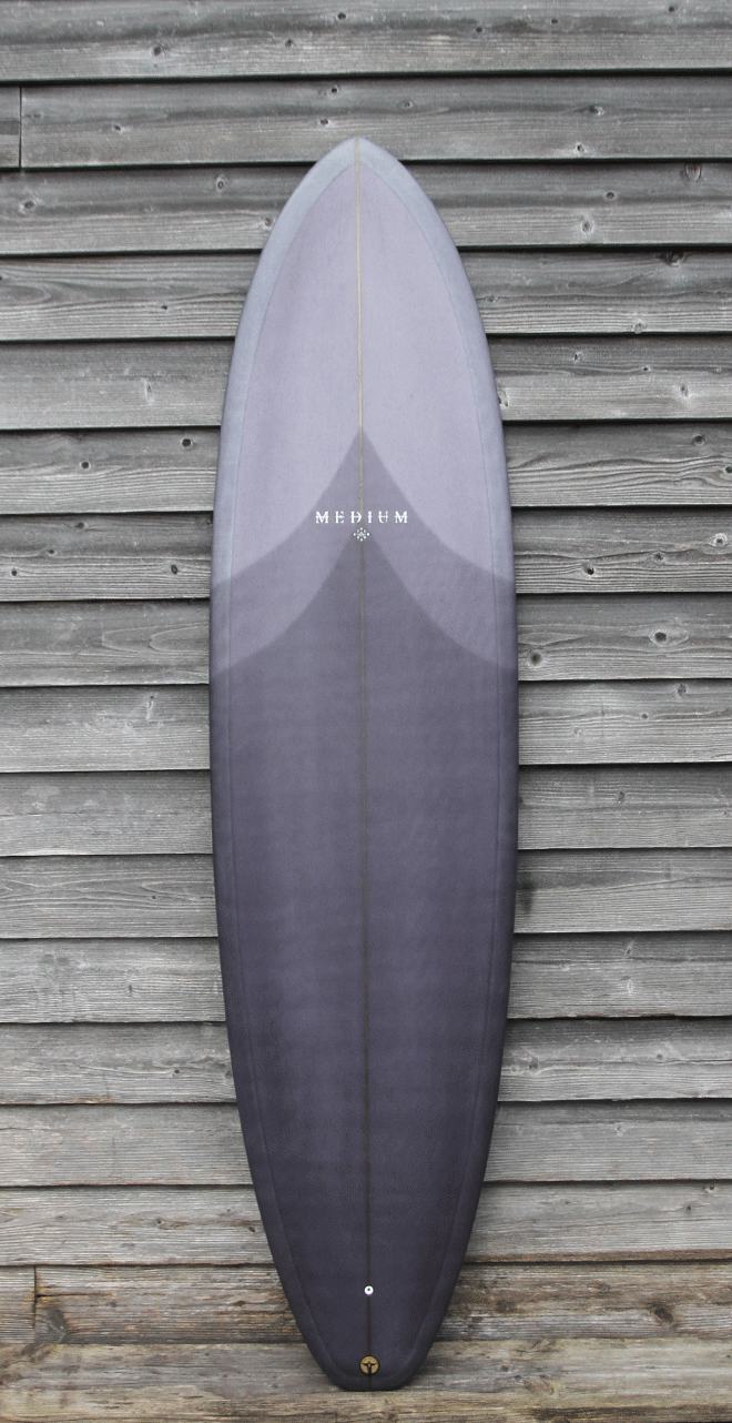 PENCIL MID-LENGTH SINGLE FIN